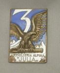 3rd Julia Alpini regiment badge